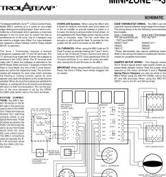 honeywell mm3 mastertrol mm 3 users manual 69 1362 mastertrol mini zone  [ 1063 x 1571 Pixel ]