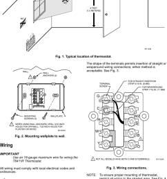 page 2 of 6 honeywell honeywell t8411r users manual 69  [ 735 x 1198 Pixel ]