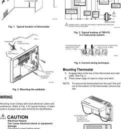 honeywell t8611g installation manual 69 1406 chronotherm iv deluxe honeywell t8611g thermostat wiring diagram [ 735 x 1202 Pixel ]