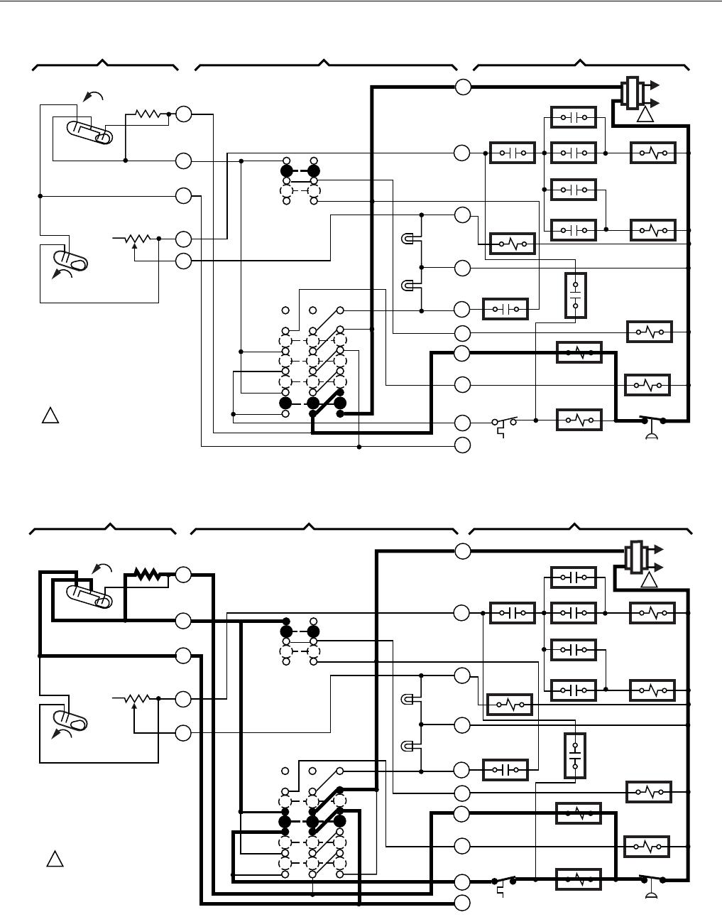 Simple Comfort 2200 Thermostat Wiring Diagram Non-fused