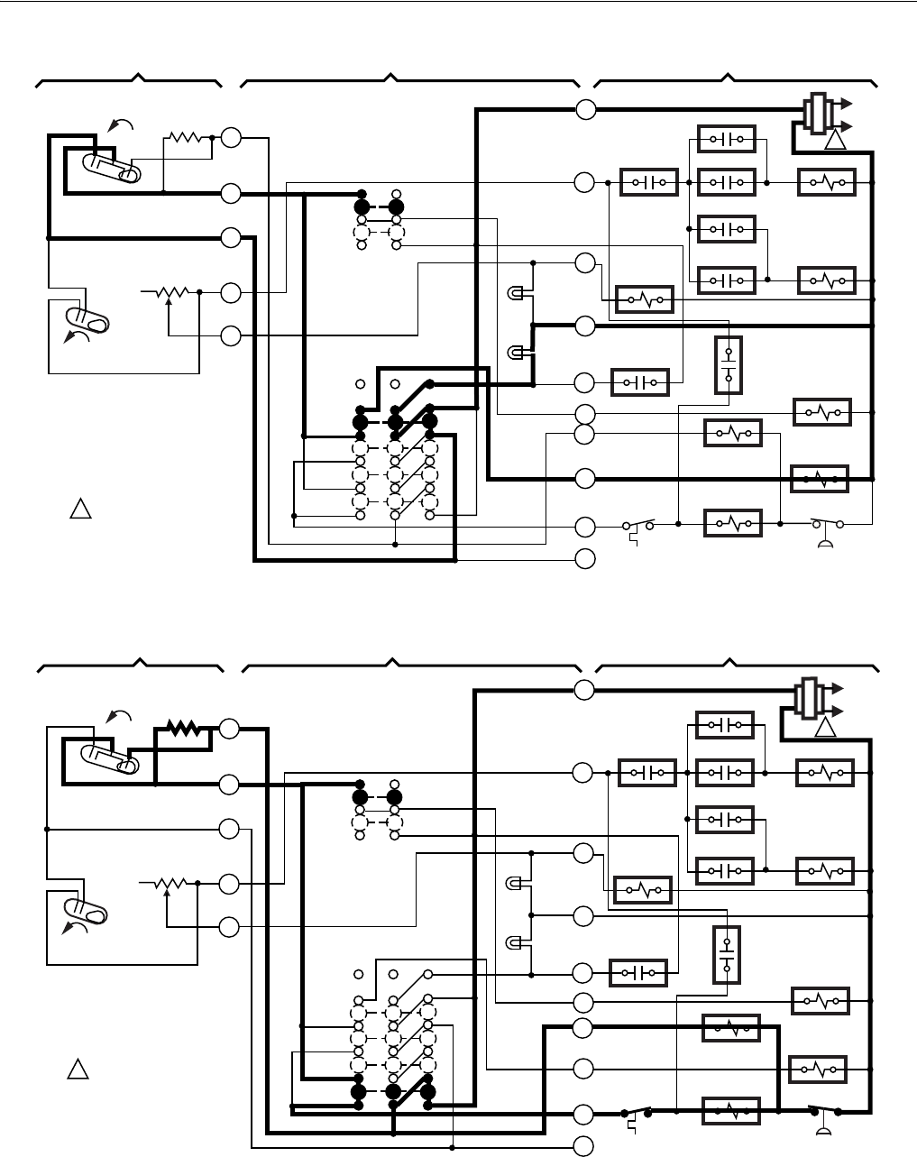 Simple Comfort 2200 Thermostat Wiring Diagram Non-fused