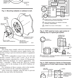 honeywell t87 wiring manual enthusiast wiring diagrams u2022 rh rasalibre co honeywell t87 [ 750 x 1190 Pixel ]