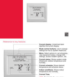 page 1 of 12 honeywell honeywell th8321wf1001 installation guide 33  [ 826 x 1275 Pixel ]