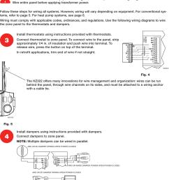 trane heat pump wiring diagram honeywell rthl3550 wiring diagrams with 6 colors honeywell zone [ 1126 x 1525 Pixel ]