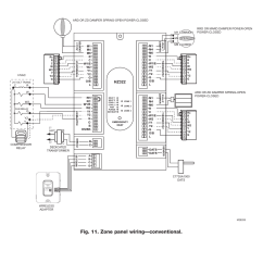 Honeywell Humidifier Wiring Diagram 7way Trailer Chronotherm Iii