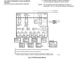 honeywell economizer wiring diagram [ 1071 x 1537 Pixel ]