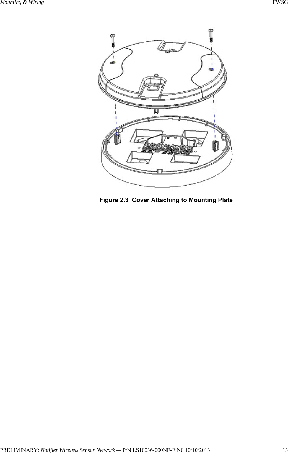 Honeywell WFSMM Wireless Monitor Module User Manual SLC