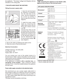 page 5 of 12 hotpoint hotpoint oven accessories sbs 51  [ 1240 x 1619 Pixel ]