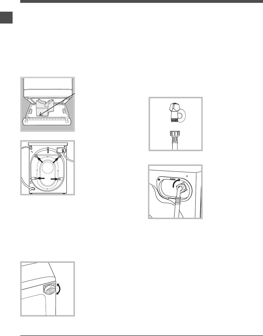 Hotpoint Washing Machine Wmaqf 721 Users Manual