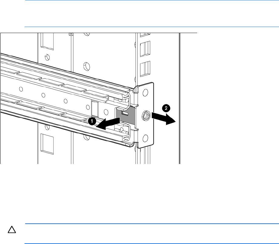 Hp Computer Monitor Tft7600 G2 Users Manual Rackmount