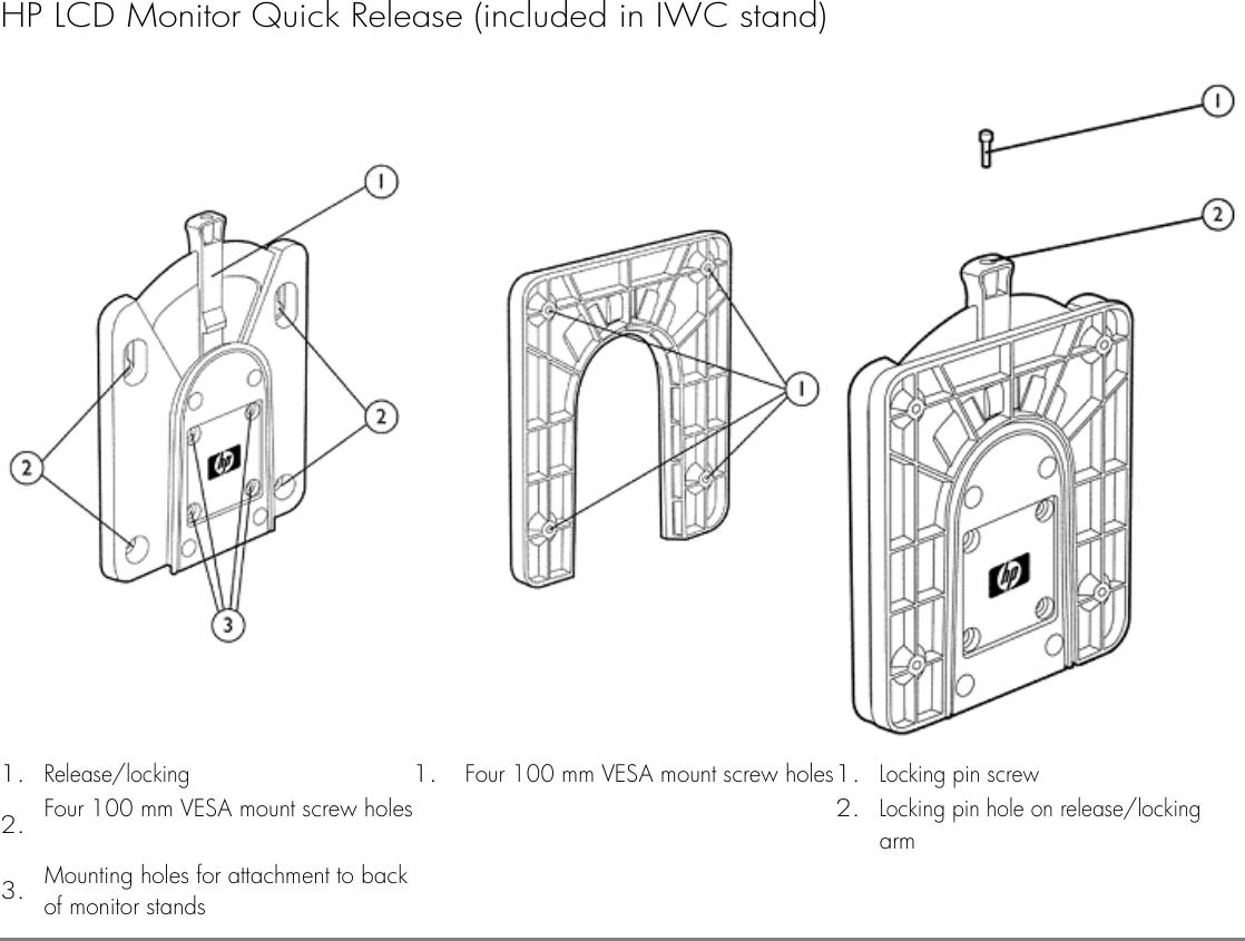 Hp Gp537Aa Users Manual L1908wi 19 inch Widescreen LCD