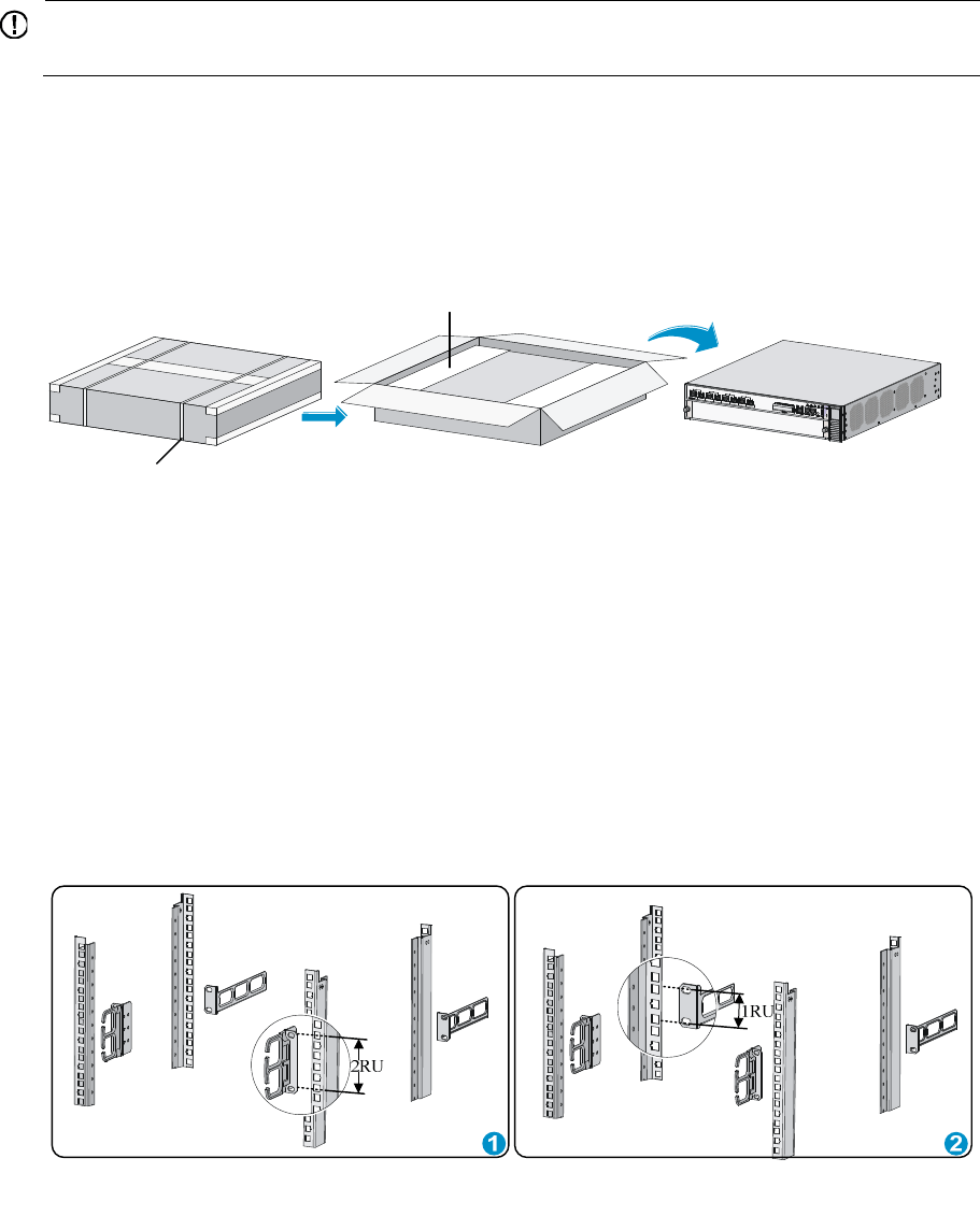 Hp Hsr6600 Router Series Installation Manual