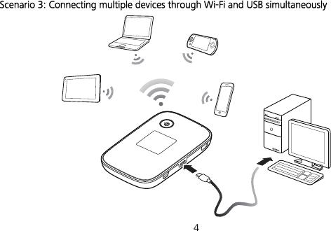 Huawei Technologies E5776S-32 Mobile Wi-Fi User Manual