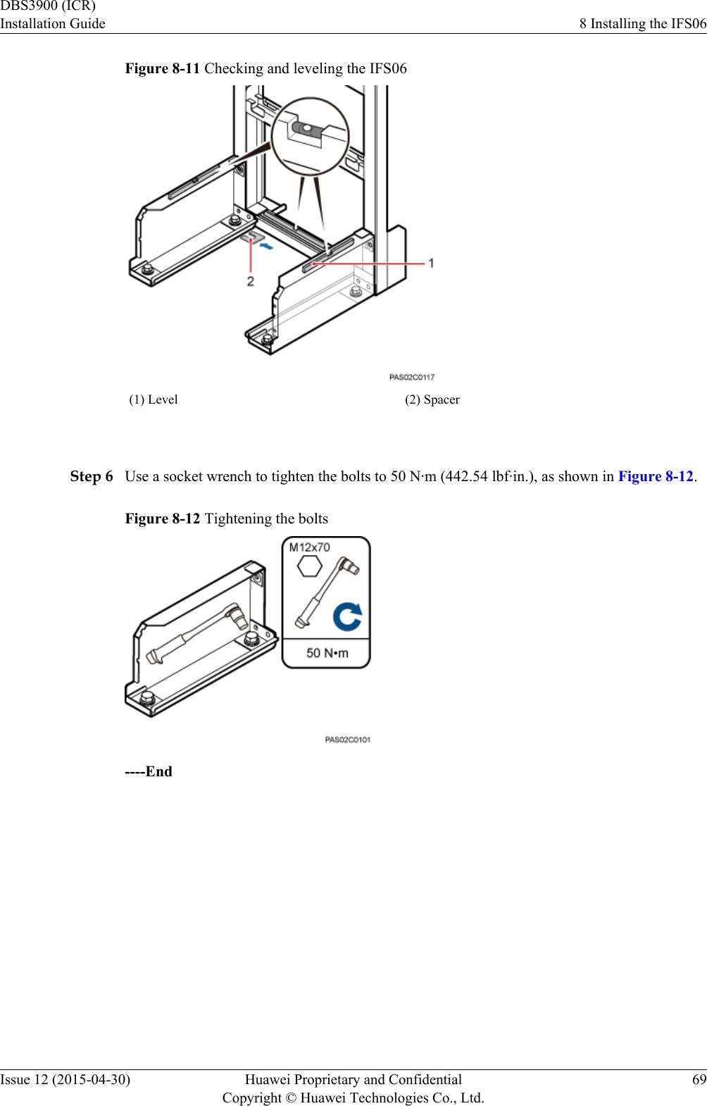 Huawei Technologies RRU3276 Remote Radio Unit User Manual