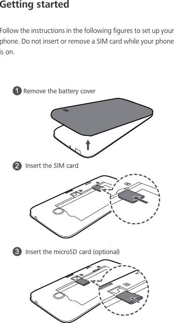 Huawei Technologies Y538 Smart Phone User Manual