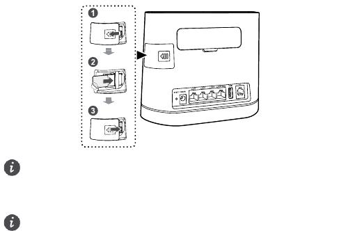 Huawei B315s 22 Краткое руководство пользователя