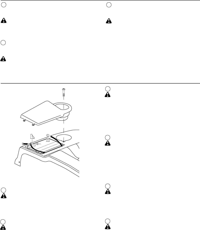 Husqvarna Cth130 Users Manual OM, CTH130, HECTH130C, 2001