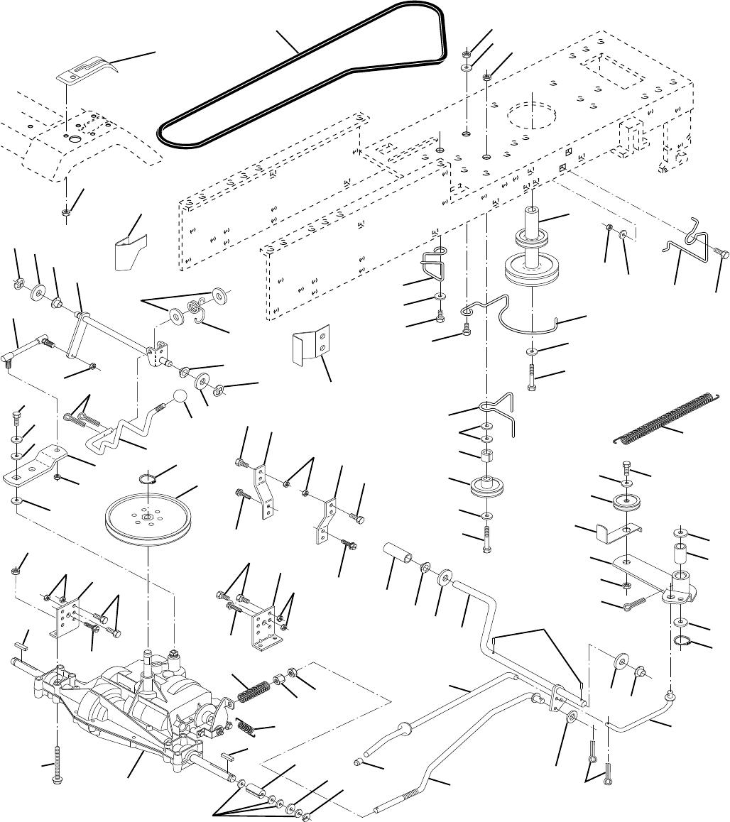 Husqvarna Lt130 Users Manual OM, LT 130, 954830071A, 1995