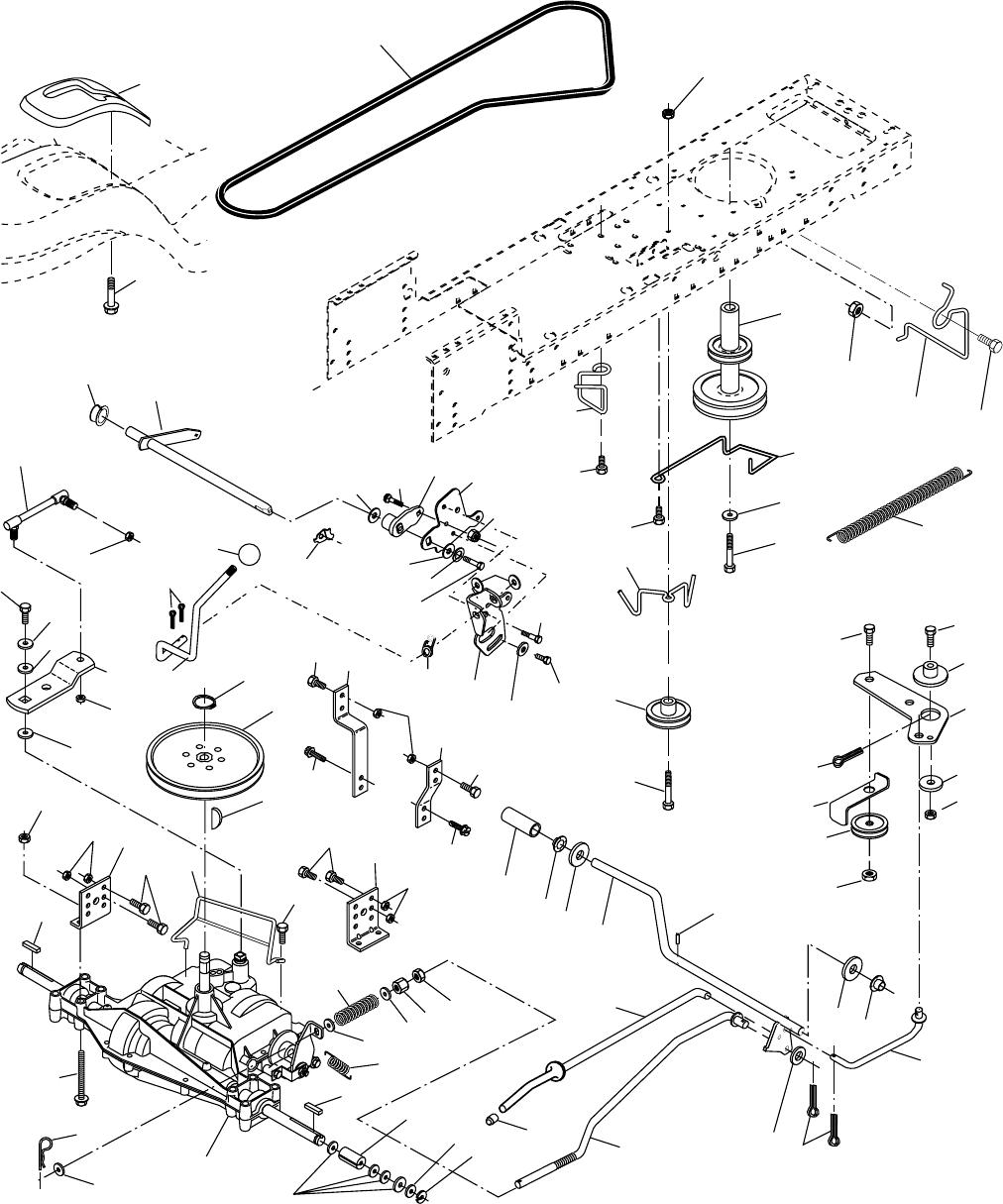 Husqvarna Lt1536 Users Manual OM, LT1536, HAU1536, 2005 05