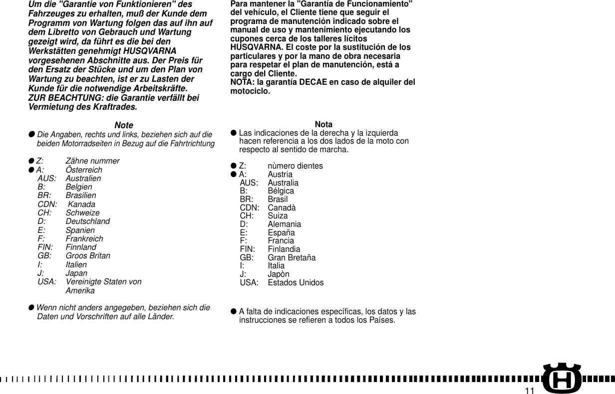 Schema Impianto Elettrico Husqvarna Wr 125