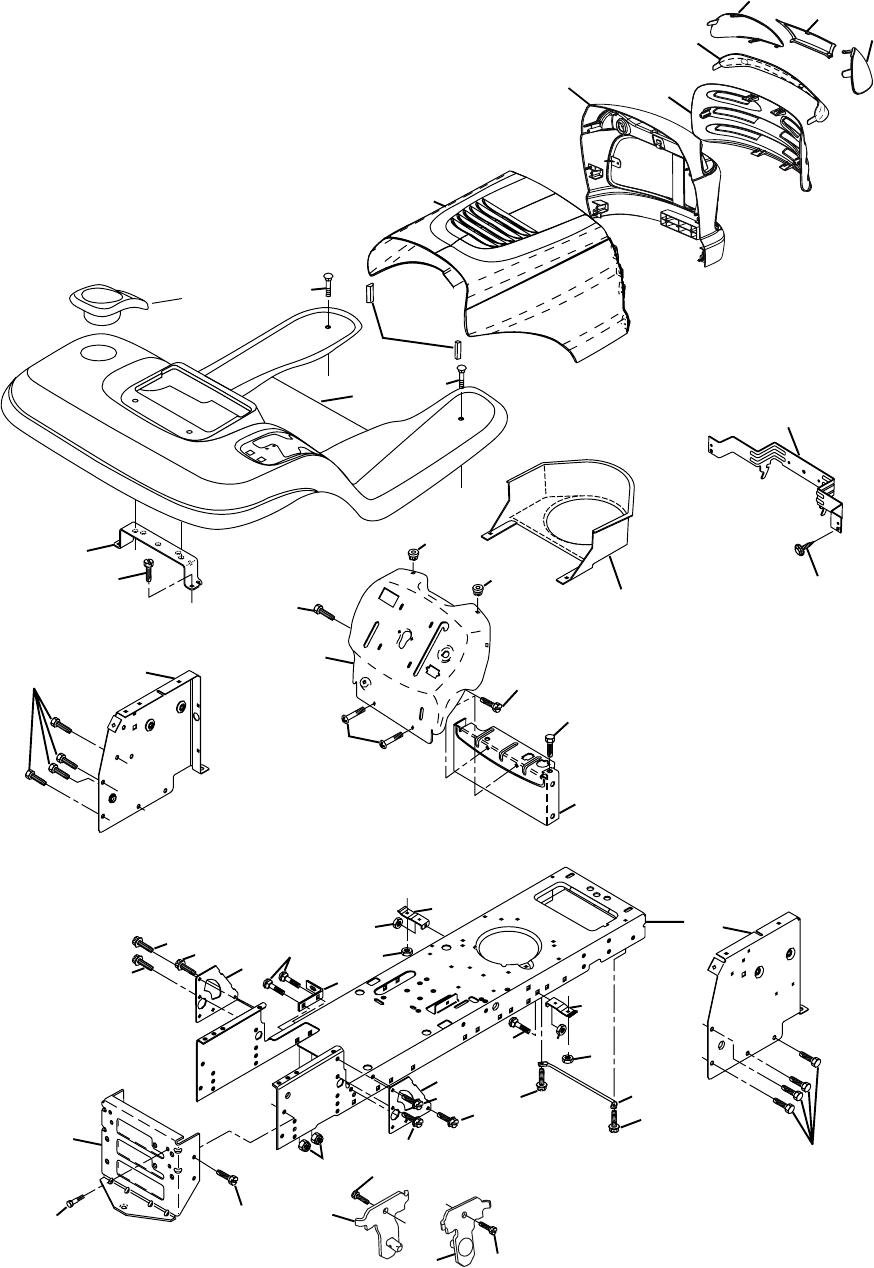 Husqvarna Yth1842 Users Manual Operator's Manual, YTH 1842