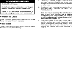 page 12 of 12 icp air conditioner heat pump outside unit manual [ 1091 x 1535 Pixel ]