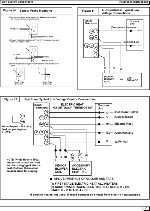 small resolution of page of icp air conditioner heat pump outside unit manual png 1089x1534 icp r22 charging chart