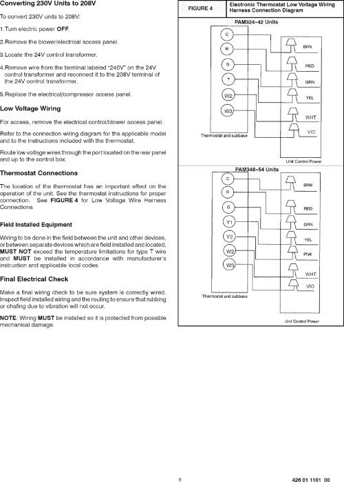 small resolution of page 6 of 12 icp package units both units combined manual l0611131