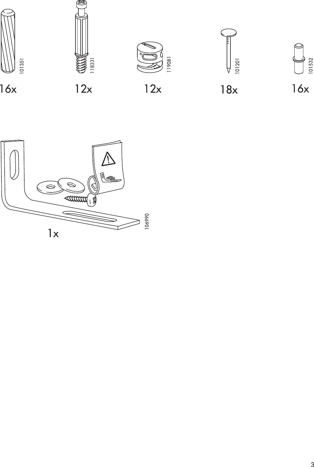 Ikea Billy Manual