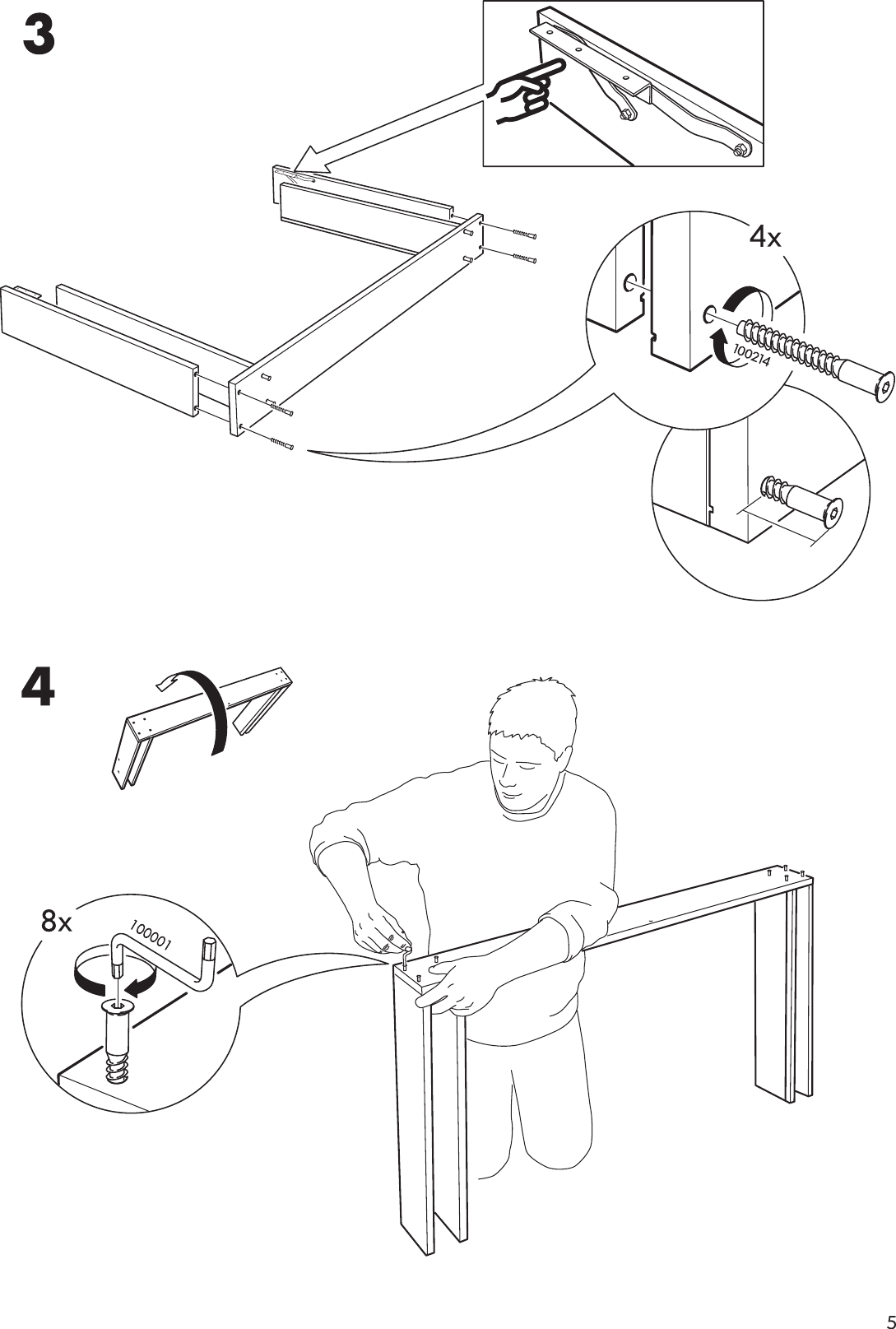 Ikea Bunk Bed Instruction Manual