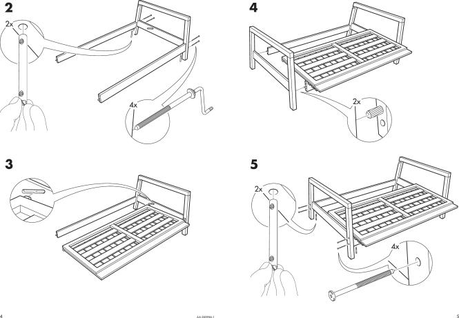 Kivik Sofa Assembly Instructions Pdf Baci Living Room