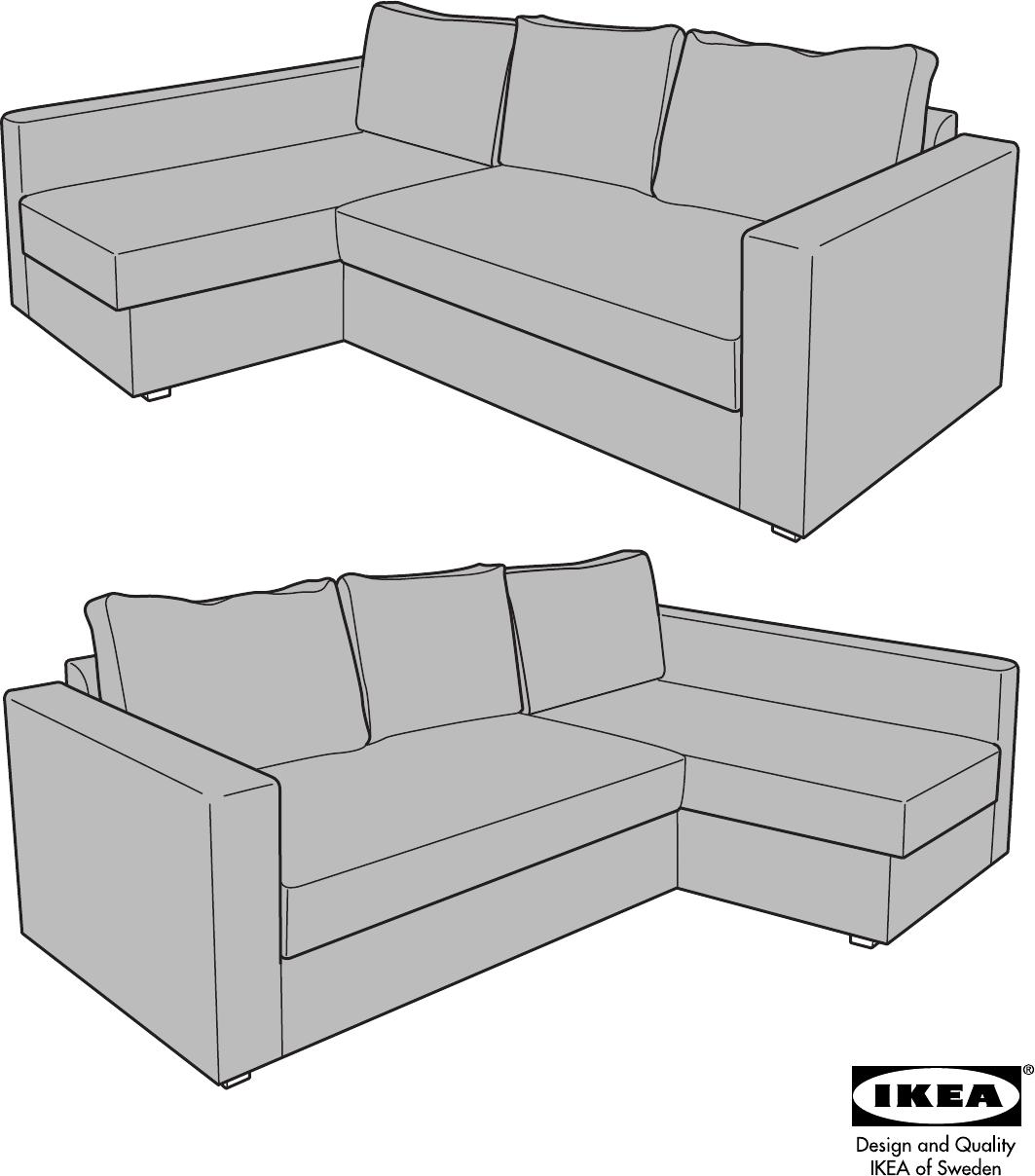 corner sofa bed with storage friheten manual sofia vergara reviews ikea manstad instructions