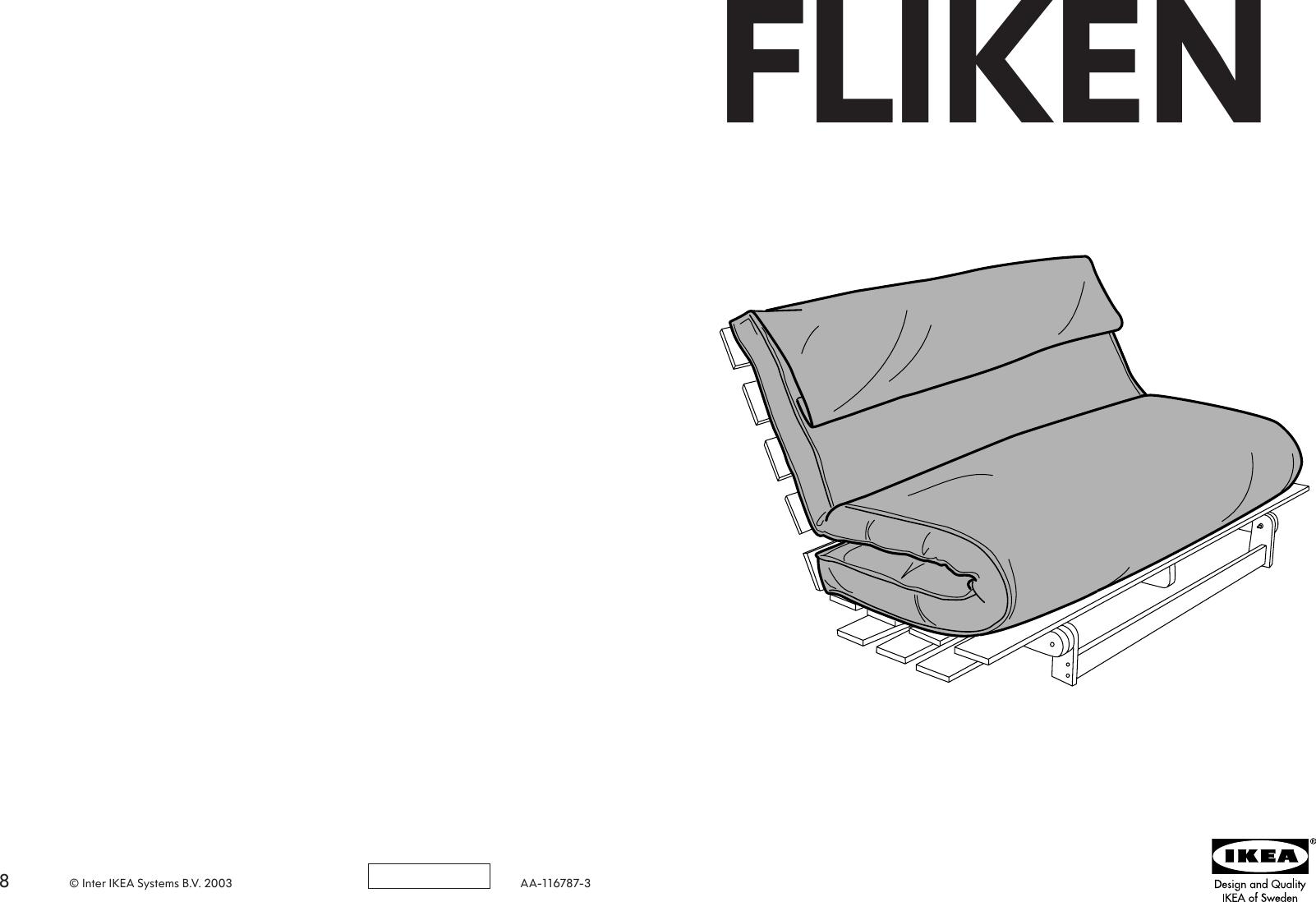 ikea friheten sofa bed embly instructions stockholm usa futon