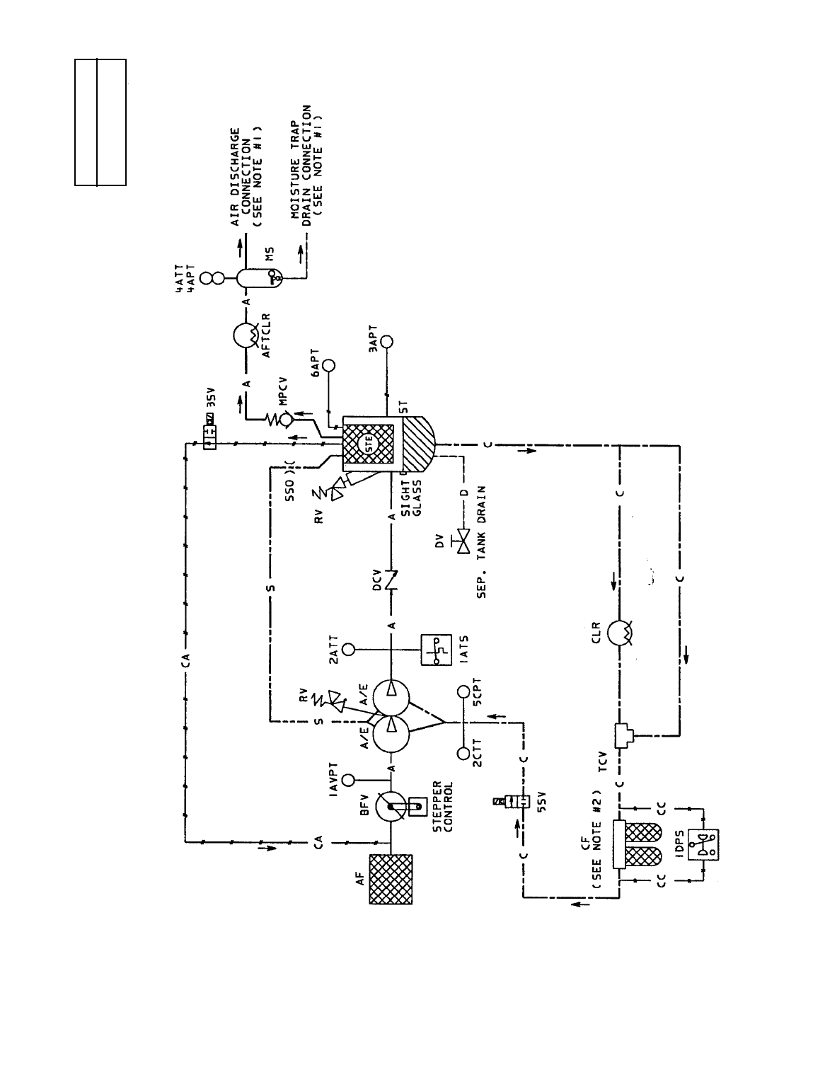 hight resolution of ingersoll rand 125 200 hp 90 160 kw users manual text pages air compressor wiring diagram