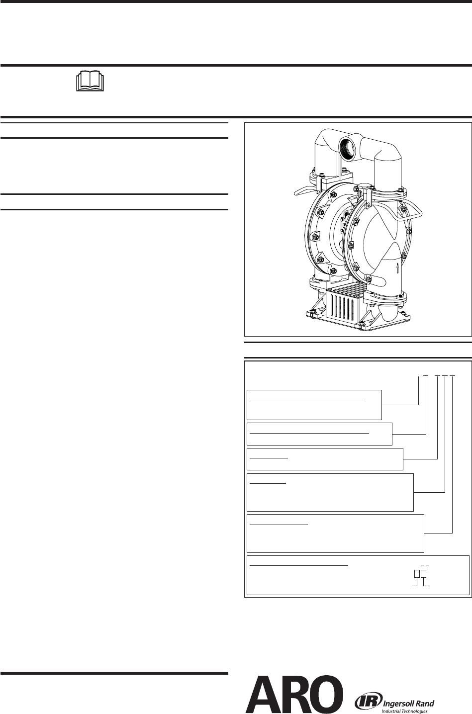 Ingersoll Rand Aro 66M3X0 Xxx C Users Manual EN_ed05