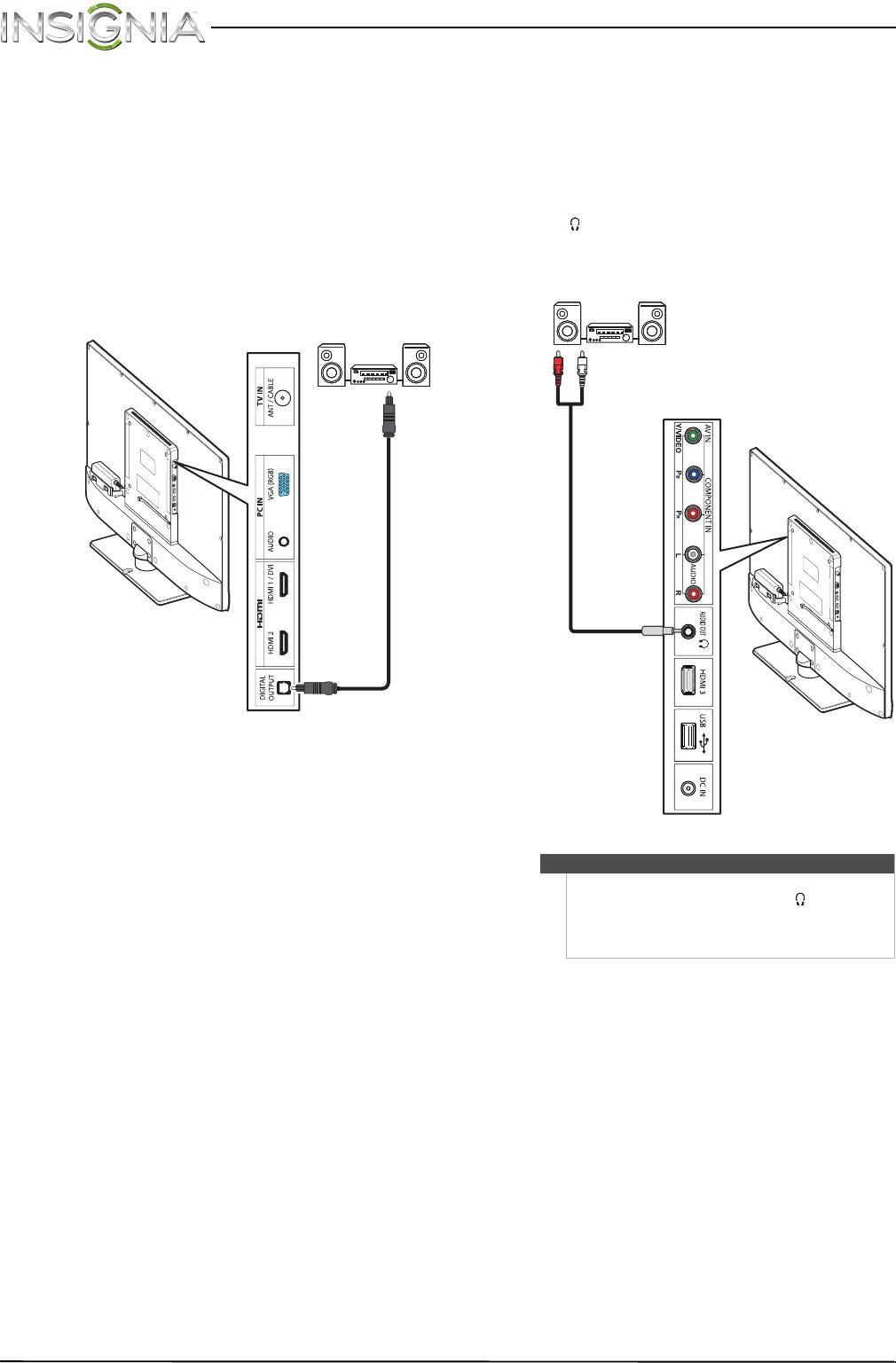 Insignia Ns 32E440A13 Owner S Manual