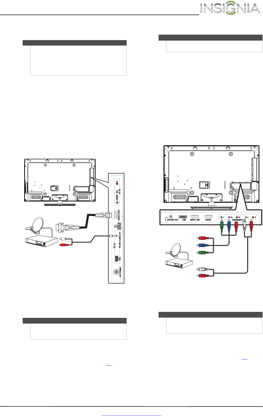 Insignia NS 46E481A13 User Manual To The 229ff6ef 2c17