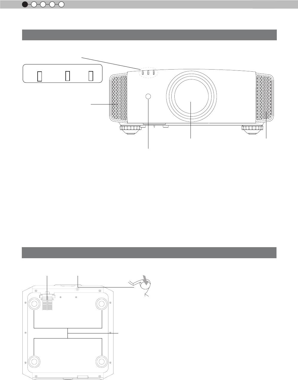 JVC DLA X3 BU User Manual BU, X7 X9 PC010680299 2