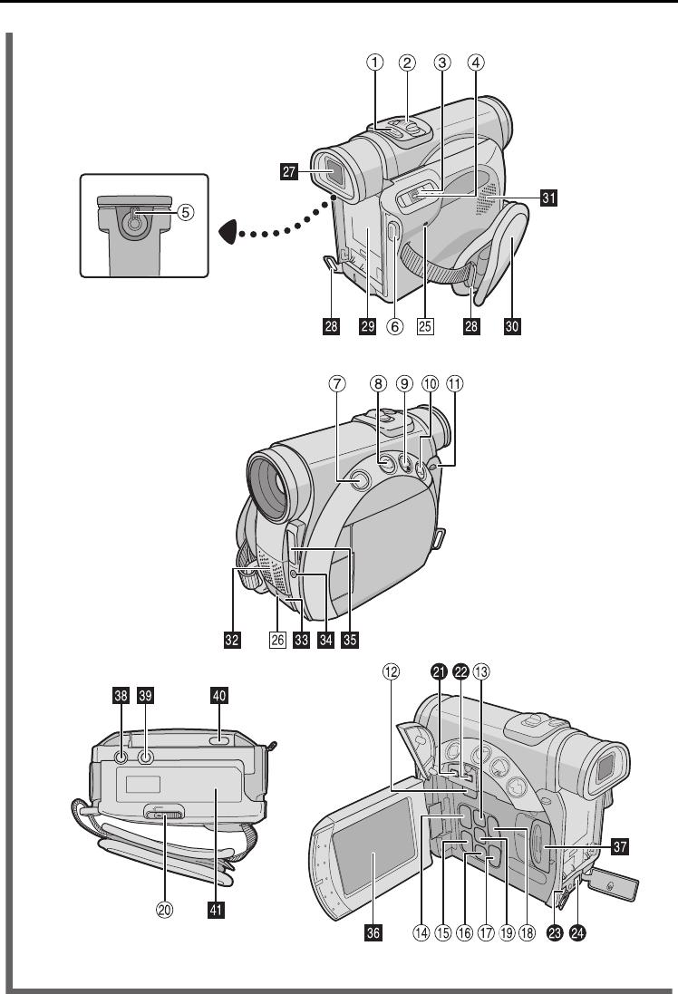 JVC GR D200E D200EX User Manual LYT1176 002B