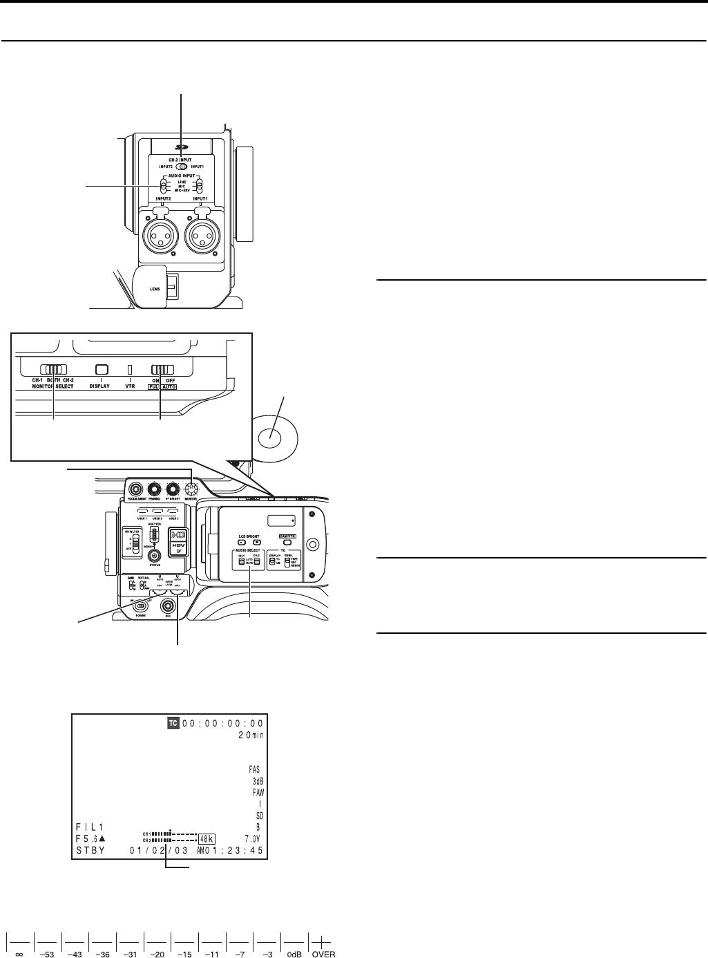 JVC GY HD110/HD111 User Manual LST0392 001B H