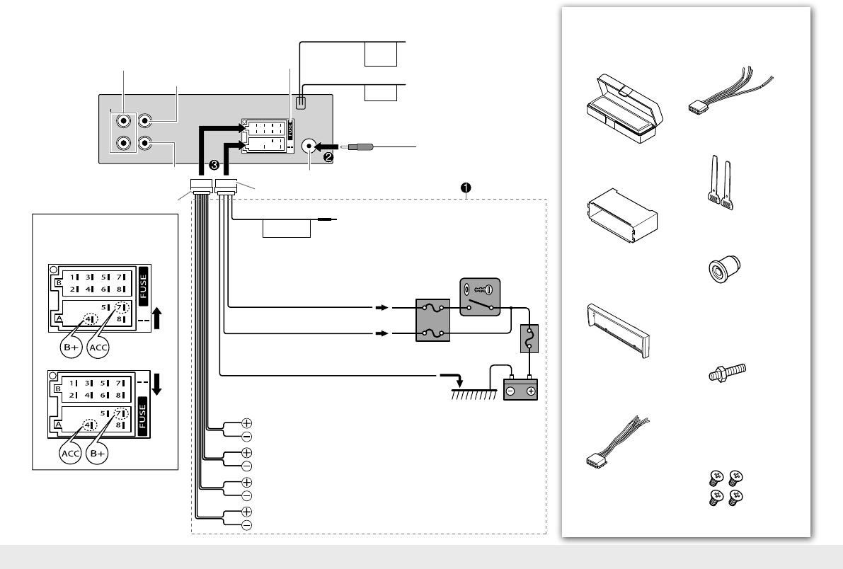 JVC KD AV300U User Manual LVT2501 002A