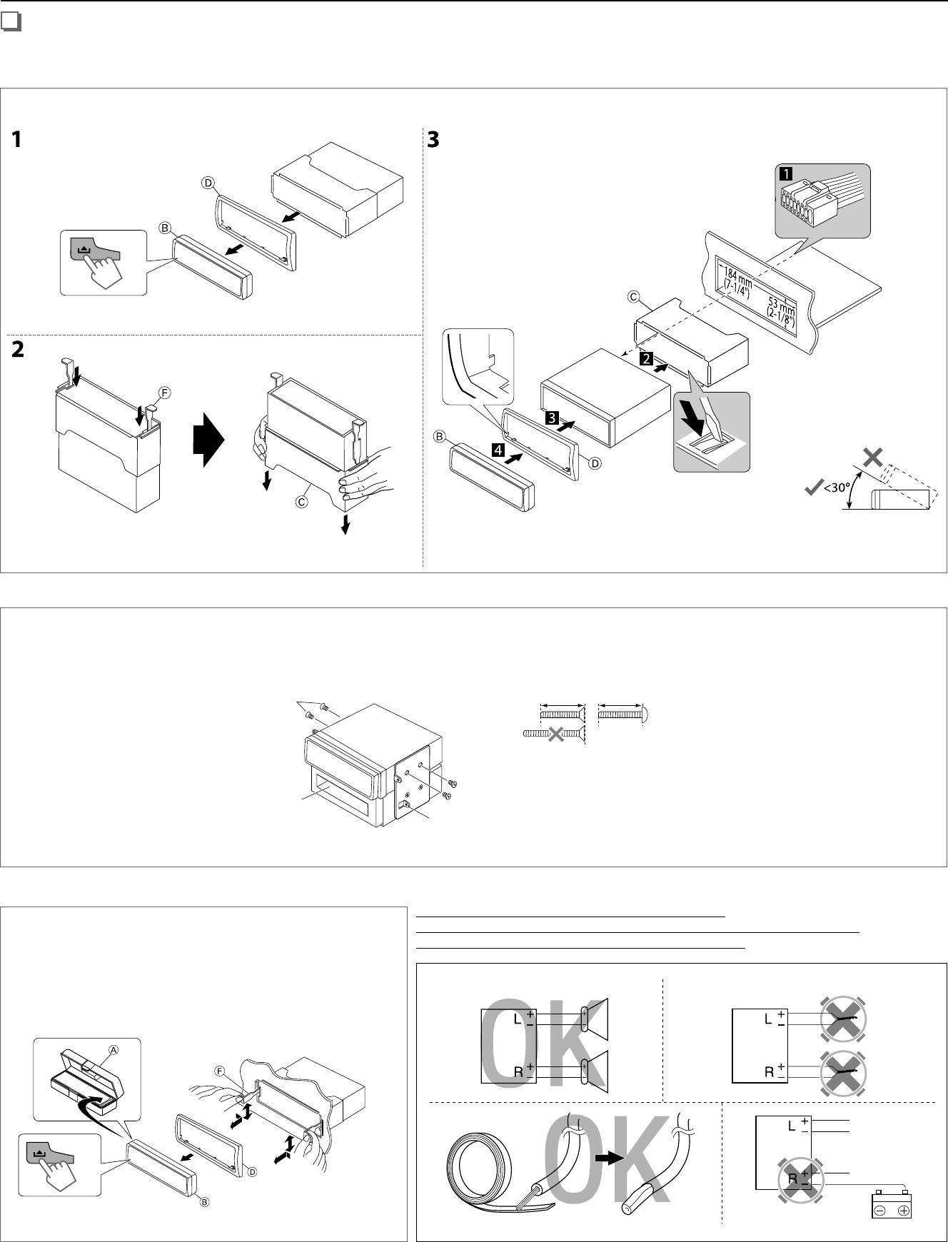 JVC KD S79BTJ S79BT User Manual GET0865 002A