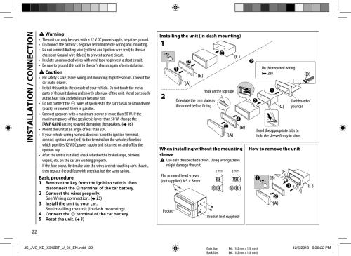 small resolution of jvc kd x310bt wiring diagram
