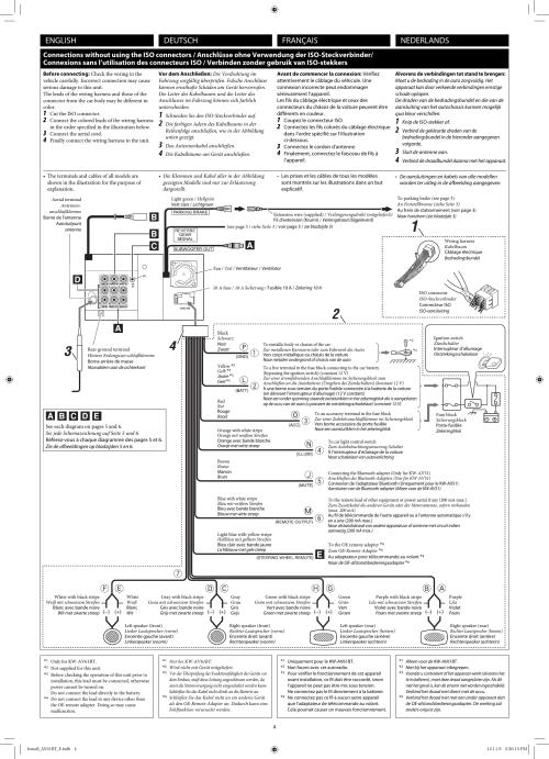 small resolution of page 4 of 6 jvc kw av51e kw av61bt kw av51
