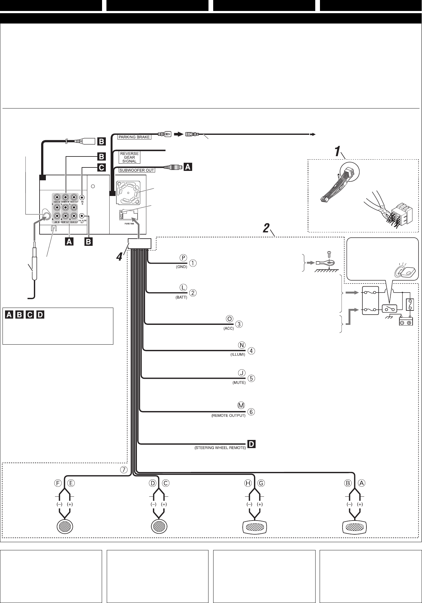 JVC KW AV71BTE AV71BT[E] User Manual GET0893 004A