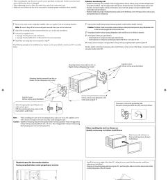 jvc avx 900 wiring diagram wiring diagrams loljvc kw avx900un avx900 un installation user [ 1640 x 2269 Pixel ]