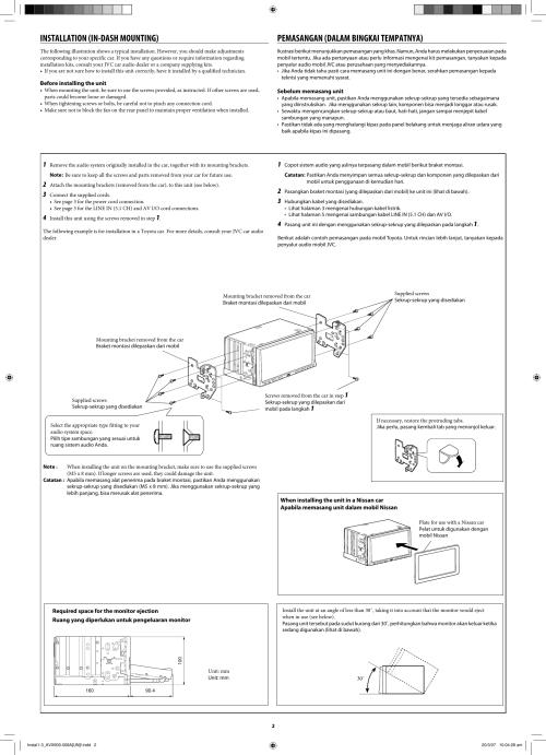 small resolution of jvc avx 900 wiring diagram wiring diagrams loljvc kw avx900un avx900 un installation user