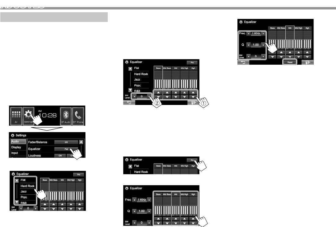 JVC KW V11JW User Manual V11JW, V21BTJW, V41BTJW B5A 0218 00