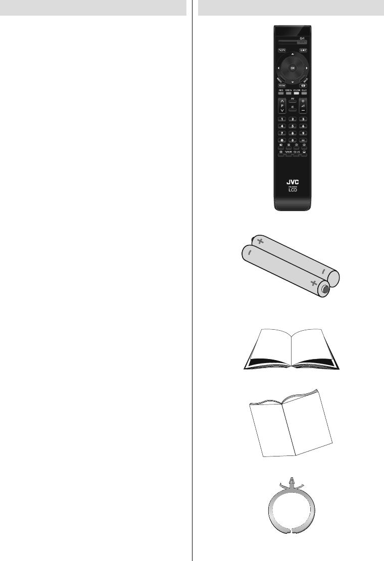 JVC LT 32HC1BN 32HC1BU User Manual 50150407 DE