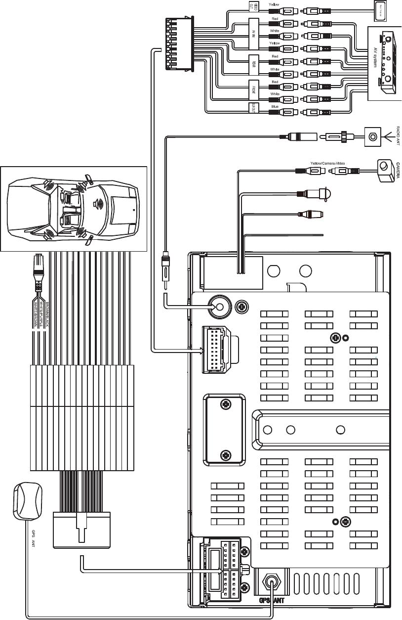 hight resolution of jensen vx7020 wiring harness diagram use wiring diagram jensen vx7020 wiring harness diagram